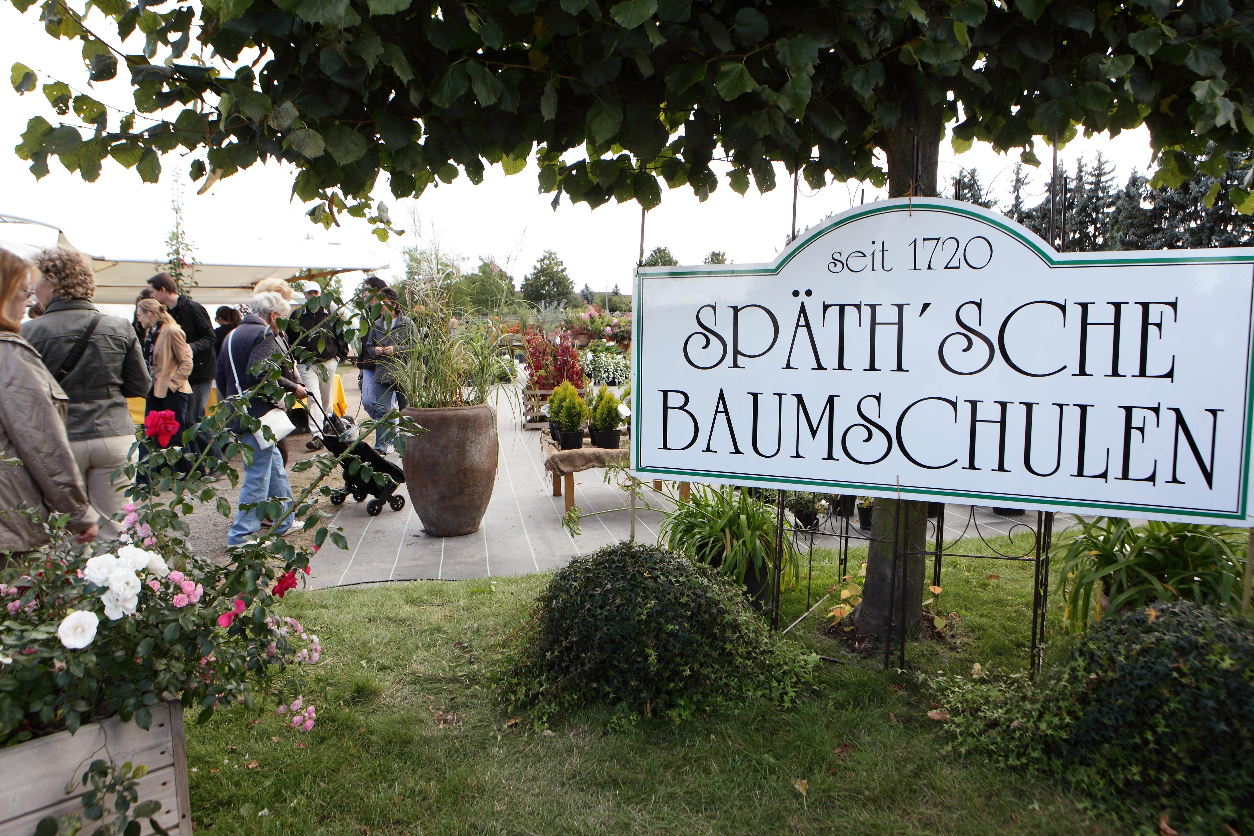 Späth'sche Baumschulen: Traditionsunternehmen seit 1720 – ältestes produzierendes Unternehmen in Berlin, 7,56 MB
