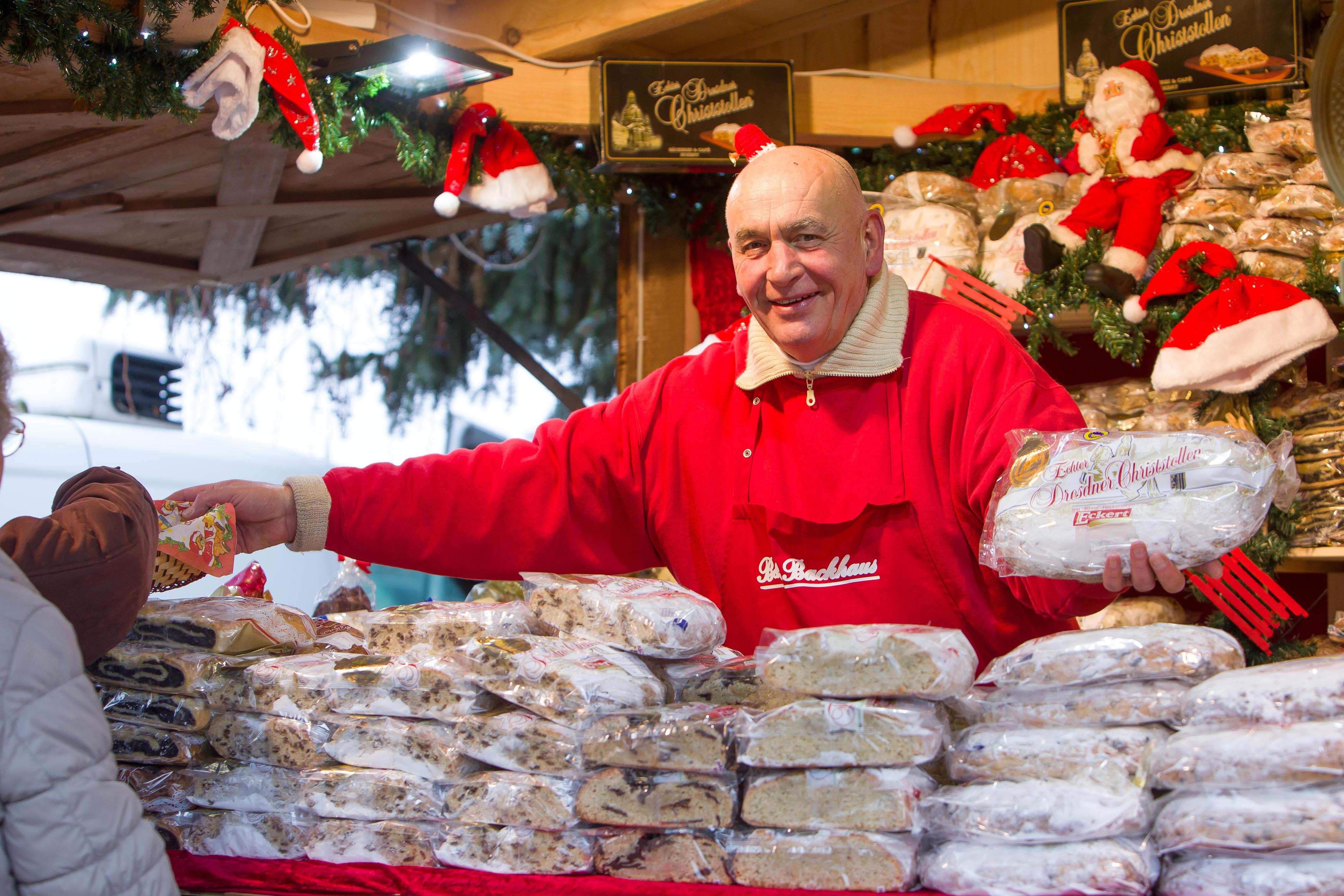100 Stände mit Geschenkideen: Weihnachtsmarkt