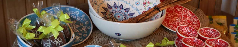 Niederländische Keramik als Geschenkidee im Hofladen